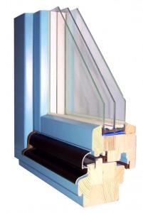Kamphoog IV 88 Standartfenster